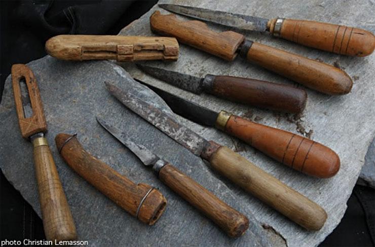 Couteau laguiole Capuchadou